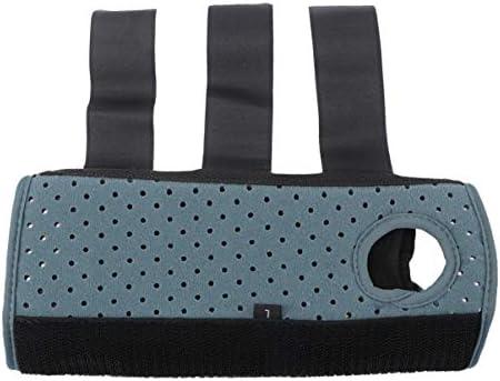 HEALIFTY Handgelenkstütze Medizinische Handgelenkstütze Schienenhaltergurtstütze für die linke Hand Größe L Grau