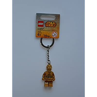 LEGO Star Wars Key Chain C-3P0 853471: Toys & Games