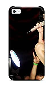 ThomasSFletcher Iphone 5c Hybrid Tpu Case Cover Silicon Bumper Katy Perry People Women