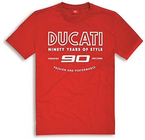 Ducati Anniversary Limited Sleeve T Shirt product image