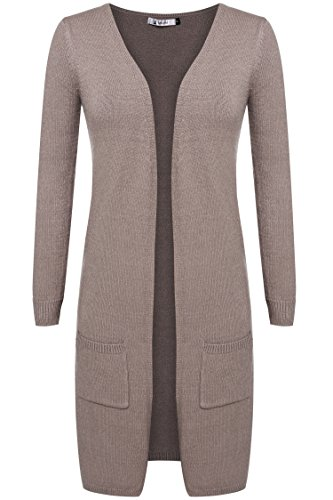 ANGVNS Fashion Casual Sweater Cardigan