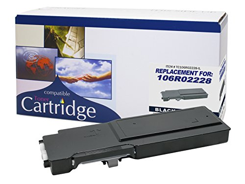 Cartridge Replacement for XEROX PHASER 6600 - WORKCENTRE 6605 HI YIELD (BLK) (Blk Phaser)