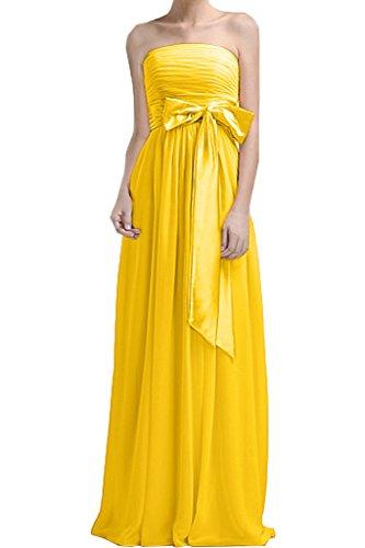 Missdressy -  Vestito  - plissettato - Donna oro 40