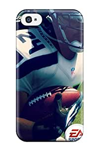 New Style JeffreySCovey Hard Case Cover For Iphone 4/4s- Seattleeahawks by icecream design