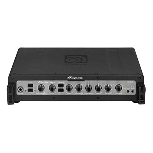 - Ampeg Portaflex Series PF-500 500-Watt Bass Amplifier Head