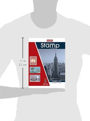 2016 Scott Catalogue Volume 2 - (Countries C-F): Standard Postage Stamp Catalogue (Scott Standard Postage Stamp Catalogue Vol 2 Countries C-F)