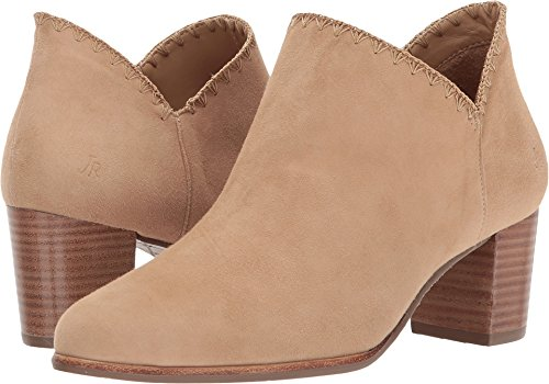 Marlow Bootie Women's Rogers Tan Suede Ankle Jack qwTEI80I