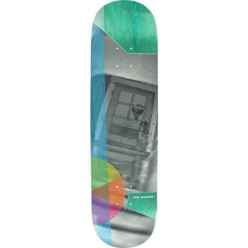 Alien Workshop Visitor Window Deck -8.12 Assembled as COMPLETE Skateboard