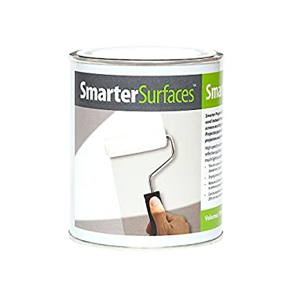 Smarter Surfaces SSB-PRO13 13 m sq Proyector Pintura: Amazon.es ...
