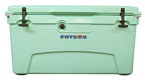 Fatboy 75QT Rotomolded Chest Ice Box Cooler Seafoam Green by Fatboy