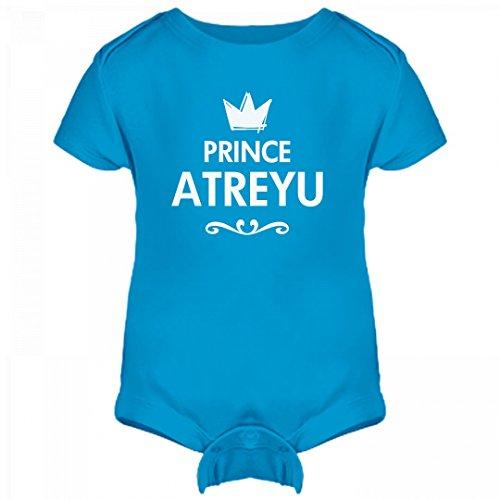 Cute Little Prince Atreyu Outfit: Infant Rabbit Skins Lap Shoulder - Atreyu Name
