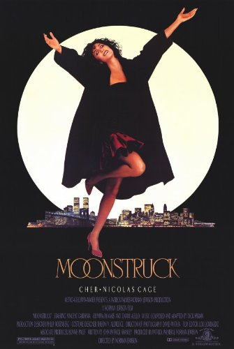 Image result for moonstruck movie poster