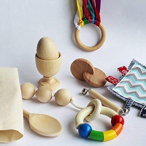 Kit Montessori para bebés: Amazon.es: Handmade