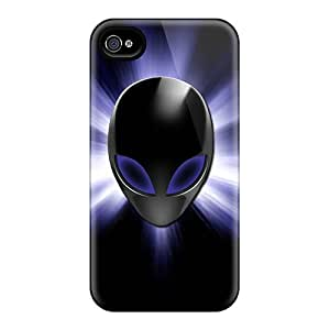 Iphone 6 ReM17392AQXO Custom High-definition Alienware Pictures Anti-Scratch Hard Phone Case -Marycase88