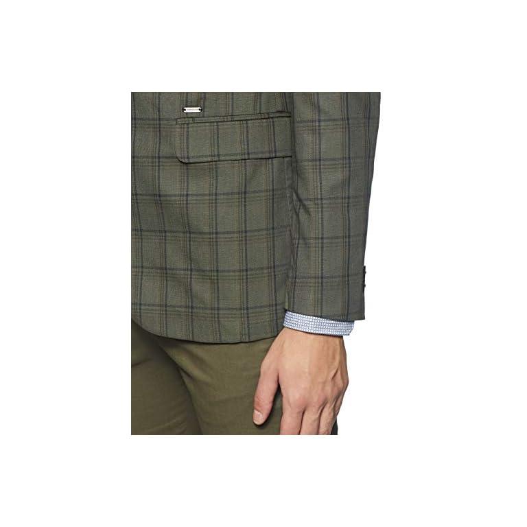 41tu5JcPgvL. SS768  - Van Heusen Sport Men's Notch Lapel Slim fit Blazer