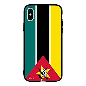 iPhone XS Max Mozambique Flag