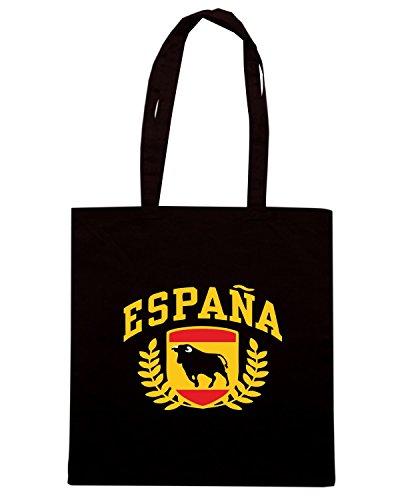 T-Shirtshock - Bolsa para la compra TSTEM0162 espana Negro