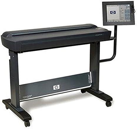 HP Designjet HD Scanner – Escáner de ruedas – Rollo 106,7: Amazon.es: Electrónica