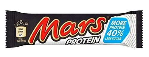 Mars Protein Bars 50g (Case of 18) (Best Protein Bars Uk)