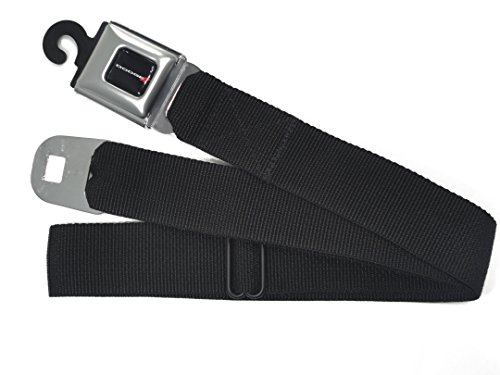 BRAND NEW LICENSED DODGE DART LOGO CAR SEATBELT STYLE (Style Dart)