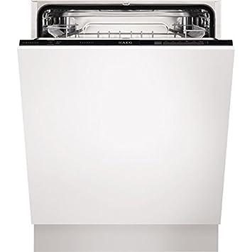 AEG F55320VI0 Totalmente integrado 13cubiertos A++ lavavajilla ...