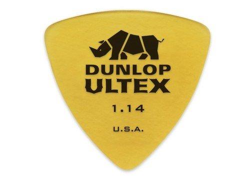 Dunlop 426P1.14 Ultex Triangle, 1.14mm, 6/Player's (Dunlop Triangle)