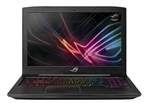 CUK ROG Strix Gamer Notebook (Intel 8th Gen i7-8750H, 16GB RAM, 250GB NVMe SSD + 1TB, NVIDIA GeForce GTX 1050 Ti 4GB, 15.6