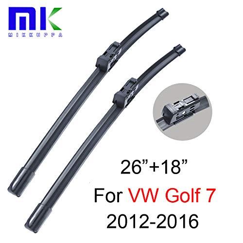 Limpiaparabrisas para Coches y Motocicletas VW Golf 7 Fit Pulsador ...
