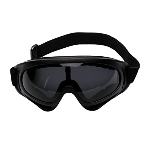 (Womail Women Anti Fog Windproof Glasses Outdoor Snowboard Goggles For Men (Gray))