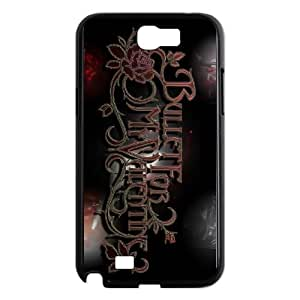 Samsung Galaxy N2 7100 Phone Case Black Of Bullet For My Valentine G2IN