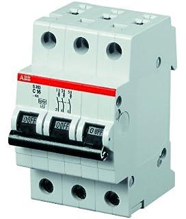 Häufig ABB S203-C32 Sicherungsautomat 32A: Amazon.de: Gewerbe, Industrie YS03