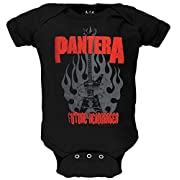 Infant: Pantera- Future Headbanger Onesie Infant Onesie Size 12 Mos