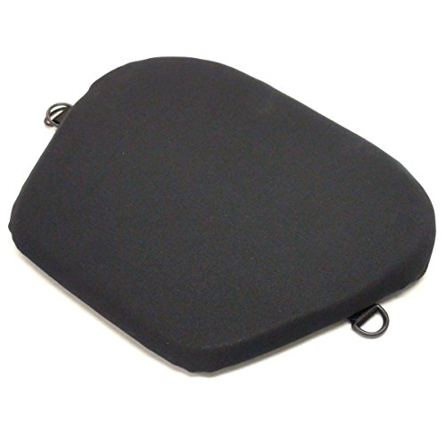 CONFORMAX TOPPER EXCEL CLASSIC Motorcycle Gel Seat Cushion- Medium TR- STANDARD (10x13x7) ()