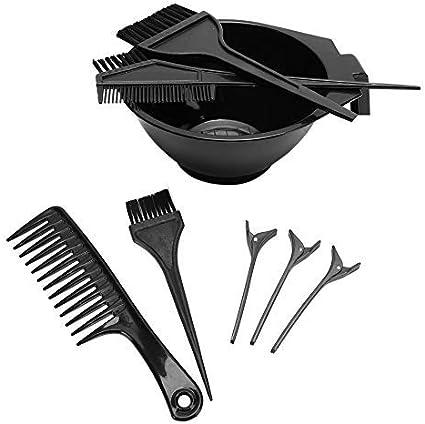 Kit de 8 herramientas de tinte para el cabello, kit de tinte ...