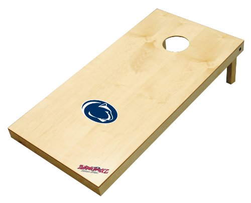 Wild Sports NCAA College Penn State Nittany Lions 2' x 4' Authentic Cornhole Game Set