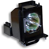 Mitsubishi WD-60737 TV Lamp with Housing with 150 Days Warranty