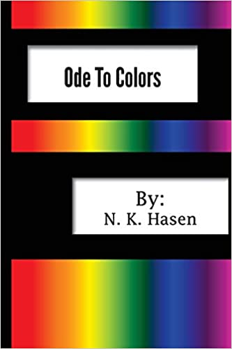 Book Ode To Colors: And Selected Poems