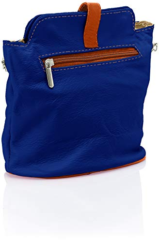 bluette X Spalla H Donna L marrone 10x20x21 Multicolore Cbc3322tar Chicca Borse Borsa Cm A w wqc4OZAzgR