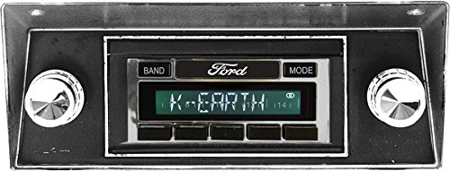 Custom Autosound Stereo compatible with 1973-1979 Ford Truck, USA-630 II High Power 300 watt AM FM Car -