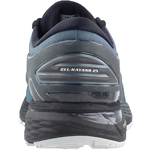 Asics Uomo Clad 25 Scarpe Gel black Running Da kayano Iron vrPqHv