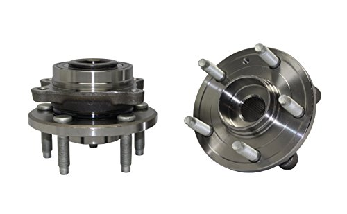 (Brand New (Both) Rear Wheel Hub and Bearing Assembly (Pair) 513275 x2 [NOT FOR EXPLORER])