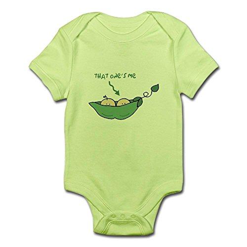 CafePress Peapod Twins - Cute Infant Bodysuit Baby (Peapod Babies Twin)