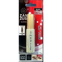 Amazon.com : ZAN ZUSI Waterproof Black Roll On Mascara 14g From Mexico : Beauty
