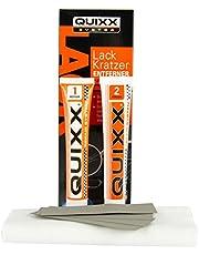 QUIXX QX 00070 Lak-autokrasverwijderaar voor lichte, middelgrote en diepere krassen | lakreparatiesysteem