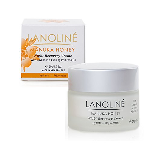 Lanoline Active Manuka Honey Night Recovery Creme Manuka Honey Night Cream