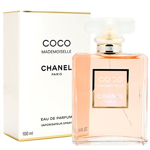Chânel Coco Mademoiselle Eau De Parfum Spray for Woman, EDP 3.4 Ounces 100 ML