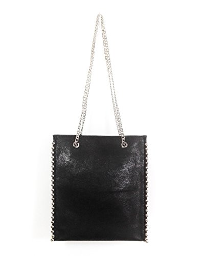 Donna Borchie Zara 204 8040 Borsa medium Shopper ZBBC6wnqxd