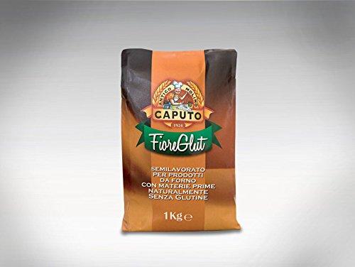 Fioreglut Caputo Harina - 1 Kg - Sin Gluten: Amazon.es: Alimentación y bebidas