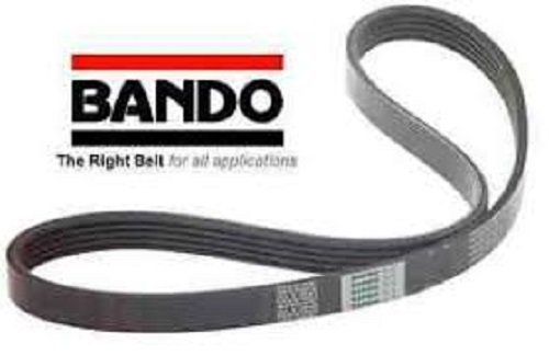 Bando Serpentine drive belt Replacement For 2008 2009 2010 2011 2012 Honda Accord four cylinder 2.4 exact replacement for 56992-R40-A01