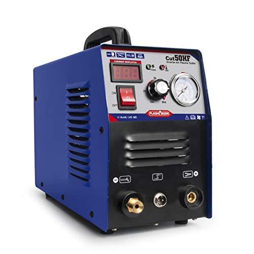 Air Inverter Plasma Cutting Machine - Tosense CUT50 Dual Voltage 50A Plasma Cutter ... (110/220V)